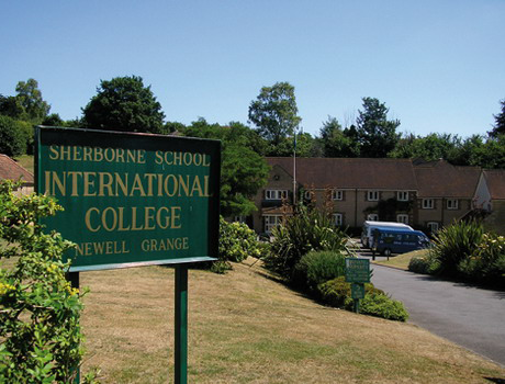 Sherborne International College | 8-17*