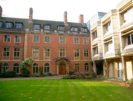 Oxford University, St Peters College | 13-15