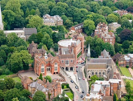 Harrow School | 10-17