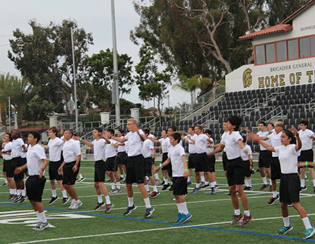 Army and Navy Academy | 8-16