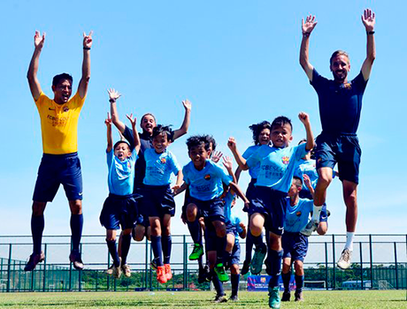 Barca FC summer camp | 11-17