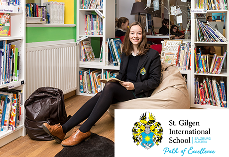 Welcome to St. Gilgen International School!