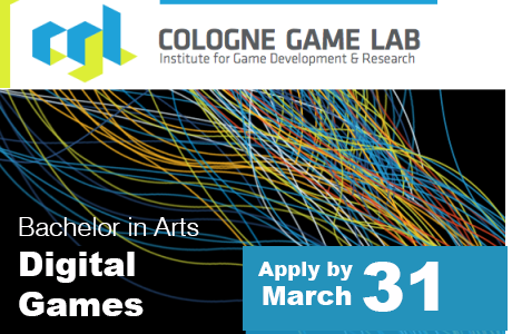 Start application for Digital Games in Germany!