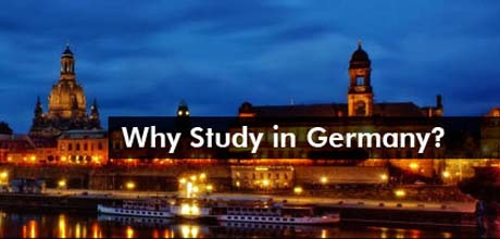 Study for free in Germany!