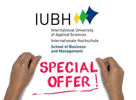 """Easy Start"" package from IUBH"