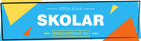 SKOLAR 2017: start înregistrare!