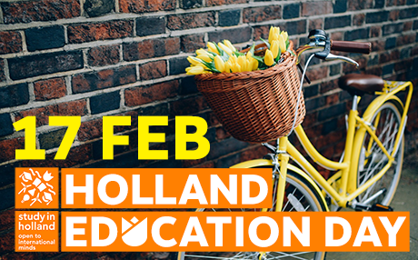 HOLLAND EDUCATION DAY 2018: start înregistrare!