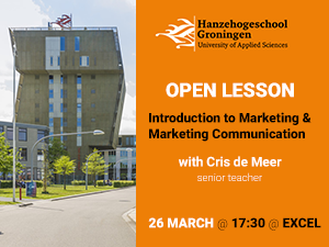 OPEN LESSON on Marketing!