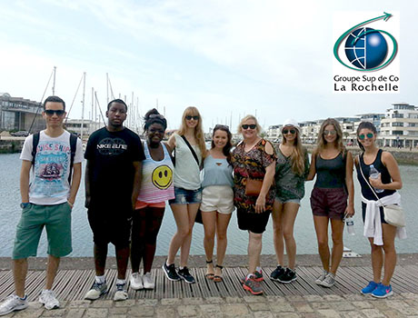 La Rochelle Business Summer School 2016