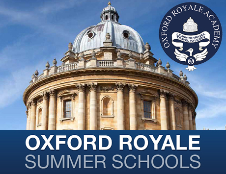 Oxford Summer School Scholarship 2017