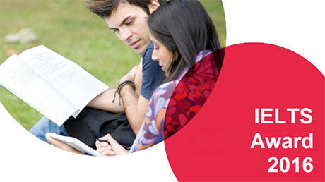 IELTS AWARD 2016: Registration OPEN!
