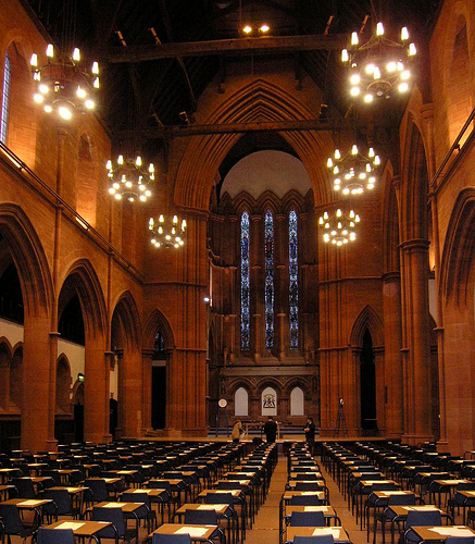 Strathclyde University Glasgow