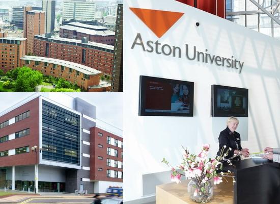 aston university online thesis