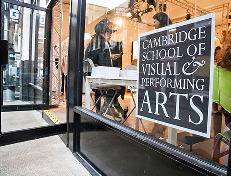 Cambridge School of Visual and Performing Arts